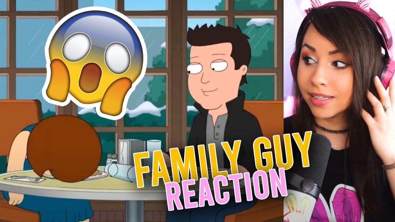 Family guy - worst dates compilation REACTION!!! - TNTL