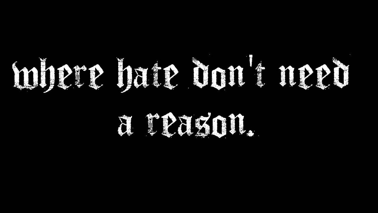 Avenged Sevenfold~ Nightmare Lyrics - YouTube