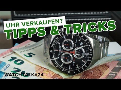TIPPS & TRICKS: Uhr Verkaufen // Deutsch // WatchTalk#24 // FullHD