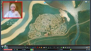 SIAZ LiVE: Cities Skylines (Test)