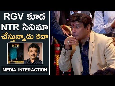 Nandamuri Balakrishna Interaction With Kannada Media | Superb Answers | NTR Biopic | TFPC