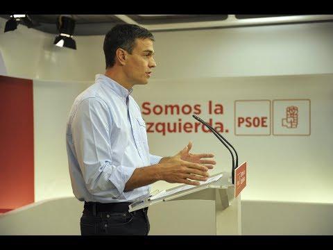 El PSOE presentará su propuesta de Comisión para la modernización de nuestro Estado Autonómico