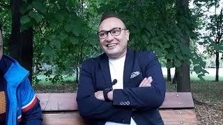 Интервью с Константином Геничем для #PPS. Лучший стадион России, любимый комментатор