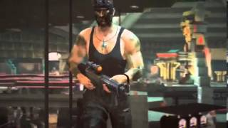 Dead Rising 2 - Soldier of Fortune DLC trailer