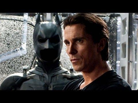 Christian Bale Talks