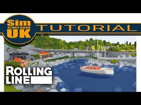 Track Laying Tutorial | Rolling Line | VR is Optional (Oculus)