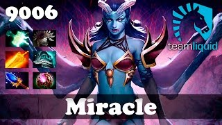 Miracle Queen of Pain | 9006 MMR Dota 2