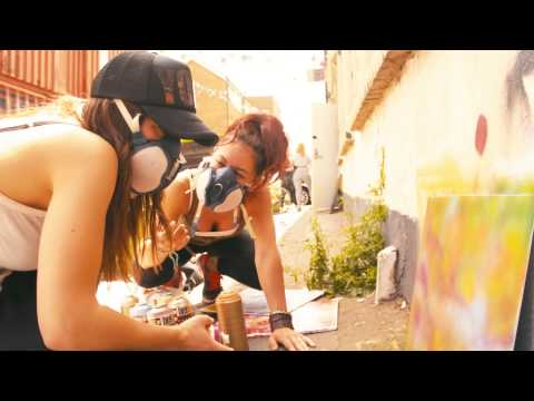 Funzing - Urban Graffiti and Street Art with Danny