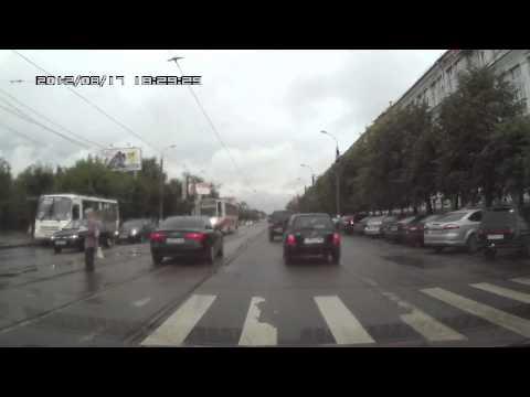 Так уважают пешехода в Твери
