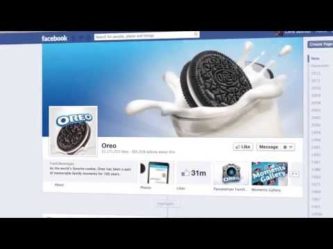 "Cannes Lions 2013 - GP de Cyber - ""Oreo Daily Twist"""