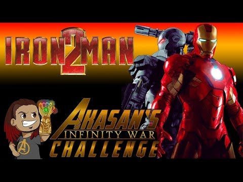 IRON MAN 2 REVIEW LIVE STREAM (Movie 3 of 18) #InfinityWarChallenge