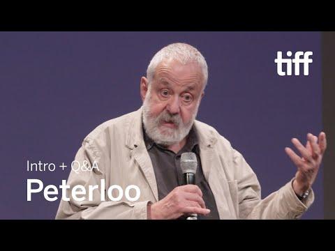 PETERLOO Director Q&A | TIFF 2018