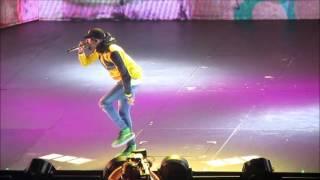 Fine By Me Chris Brown Dublin