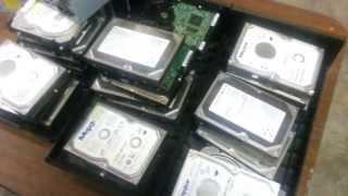 Computer Parts Recycling - Niagara region - Hard drive Recycling