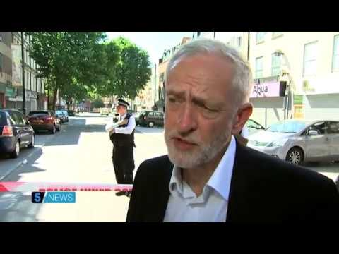 """Finsbury Park: """"An attack on Muslims"""""""