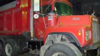 1987 Quad Axle Mack Dump Truck for sale $15000