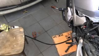 Промывка инжектора системой Wynns