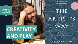 Artist's Way Guru On Creativity & Play! | Russell Brand Podcast