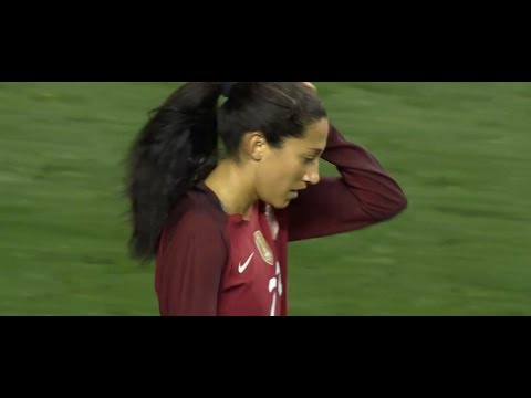 (1) USWNT vs Germany 3.1.2017