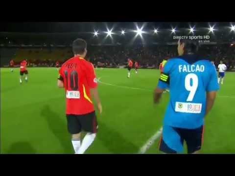 Lionel Messi vs