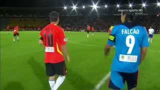 Lionel Messi vs Rest of The World (N) 2012 HD 720p