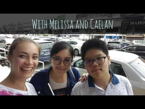 Episode 6: My friend in Kuala Lumpur, knitting and dolls in Bali and fish walk!