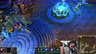 League of Legends: TheOddOne Jungle Skarner commentary -- 2011-11-06