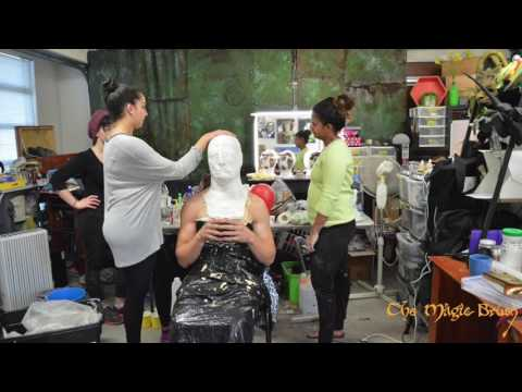 The Making of a Life Cast- Jilon Vanover