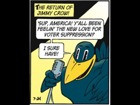 Republicans Can Only Win by Using Voter Suppression. Time to Screw Up Their Plans!