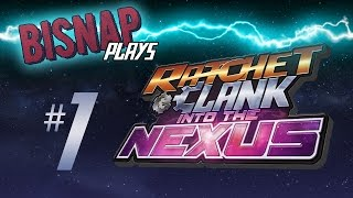 Let's Play Ratchet & Clank: Into the Nexus - Episode 1