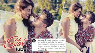 Happy Birthday, 'PC'! Nick Jonas' birthday post for wife Priyanka Chopra couldn't get any cuter