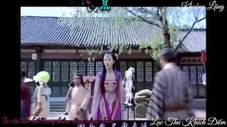 [VietSub - Kara] - Phong Bi (风碑) - Đổng Trinh - Tiểu Kha. MV Tử Huyên - Trường Khanh