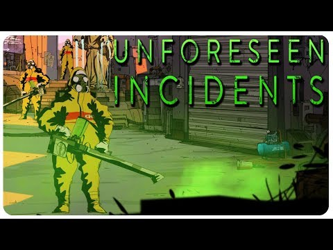 The Virus is Loose! Is it the Government? - Unforeseen Incidents Gameplay #3