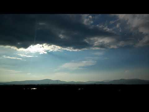 Cloud Wars time lapse 1080p 30fps