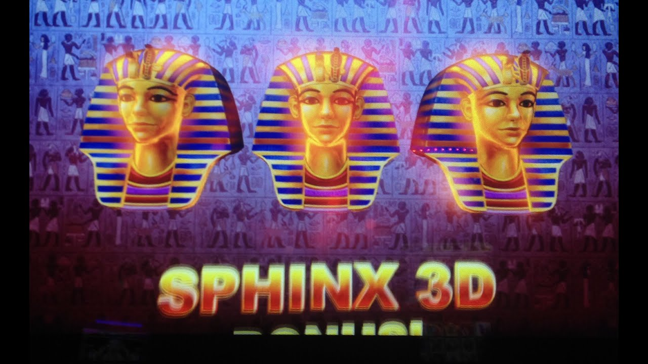 slot machine online gratis sphinx