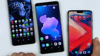 HTC U12+, Poftim? - UNBOXING & REVIEW