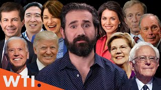 Lou's Safe Place: Which candidate has the worst supporters? | We The Internet TV