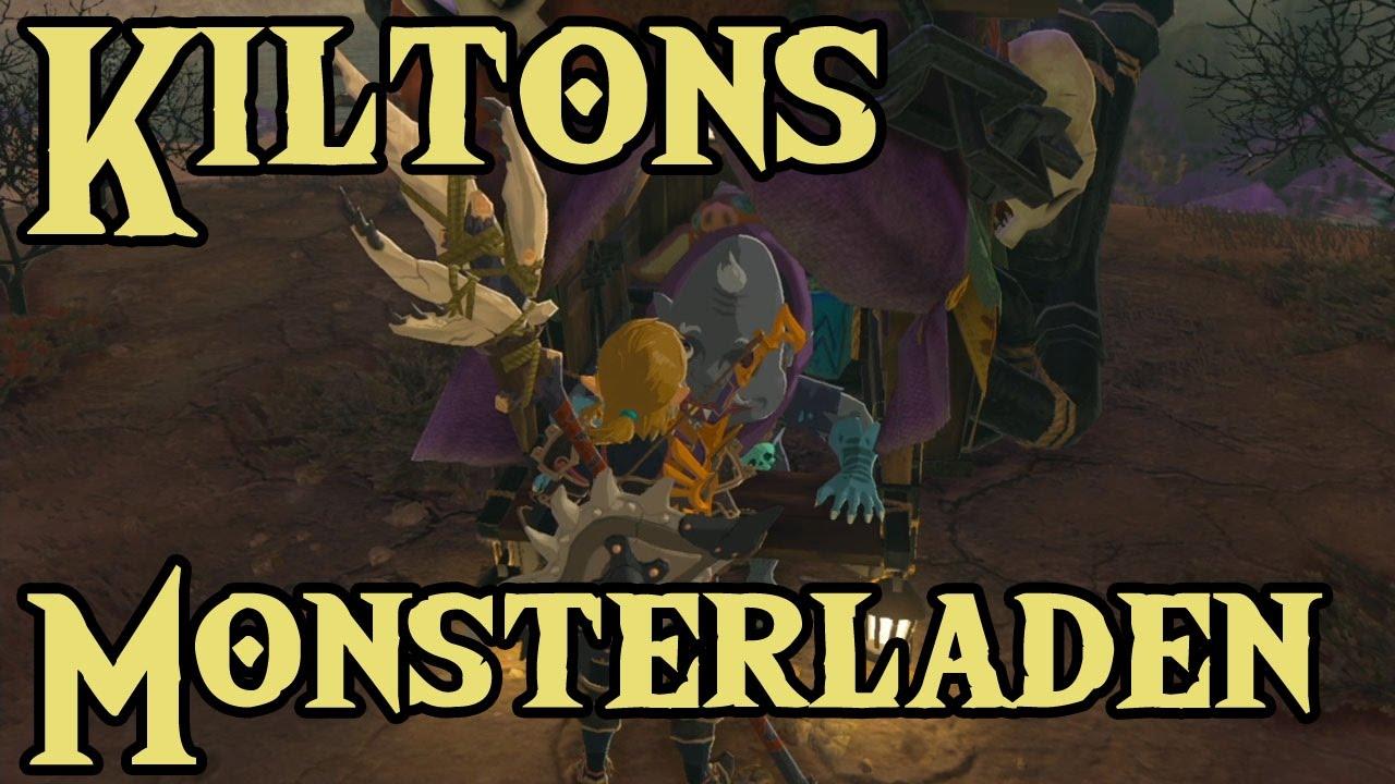 Zelda Breath Of The Wild Monsterladen