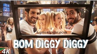 Gambar cover Bom diggy diggy bom bom lyrics video_Sonu ke titto ki sweety_Jack walia