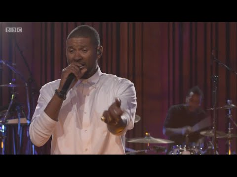 Usher - Love In This Club (Live)