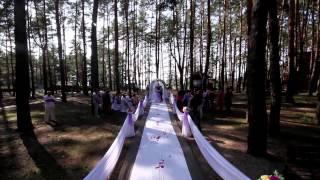 свадьба в Белгороде Андрей и Настя (выездная регистрация)