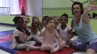 The Dancers Studio - Baby Ballerinas