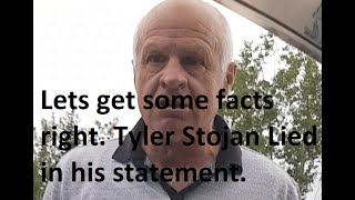 Psycho Old Man, Lets get some FACTS right