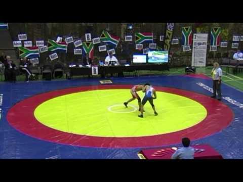 2013 Commonwealth Championships: 60 kg Final Ravider Singh (IND) vs. Jaideep (IND)