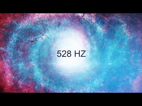 528 Hz |Healing Sounds (1 Hour) Meditation - Calming & Relaxing