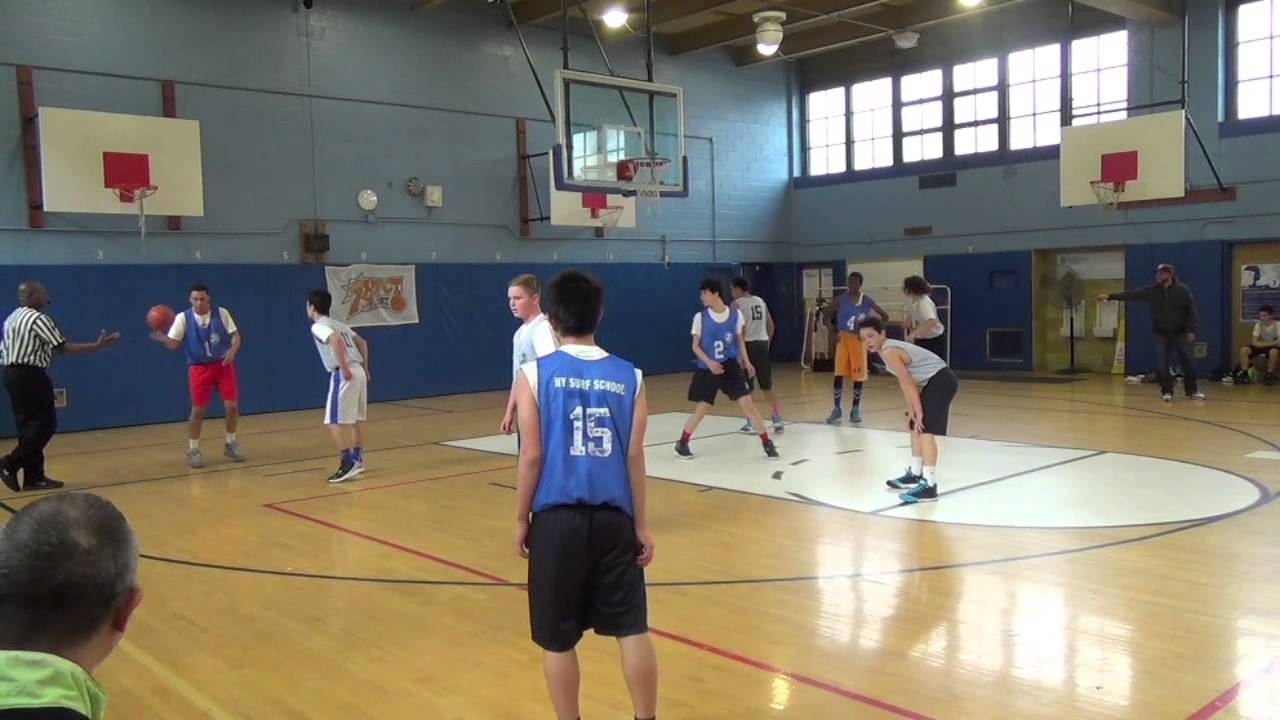 78th Precinct Youth Council Basketball Juniors 2015 Championship Game