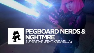 pegboard nerds nghtmre superstar feat krewella monstercat official music video