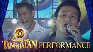 Tawag ng Tanghalan: Aljun Alborme vs. Bernaldo Flores