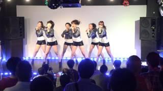 PR❣NZE Cover Dance 「Rainbow(레인보우) - Mach & A」 夏のGIRLS K-POP祭り 2015.07.19