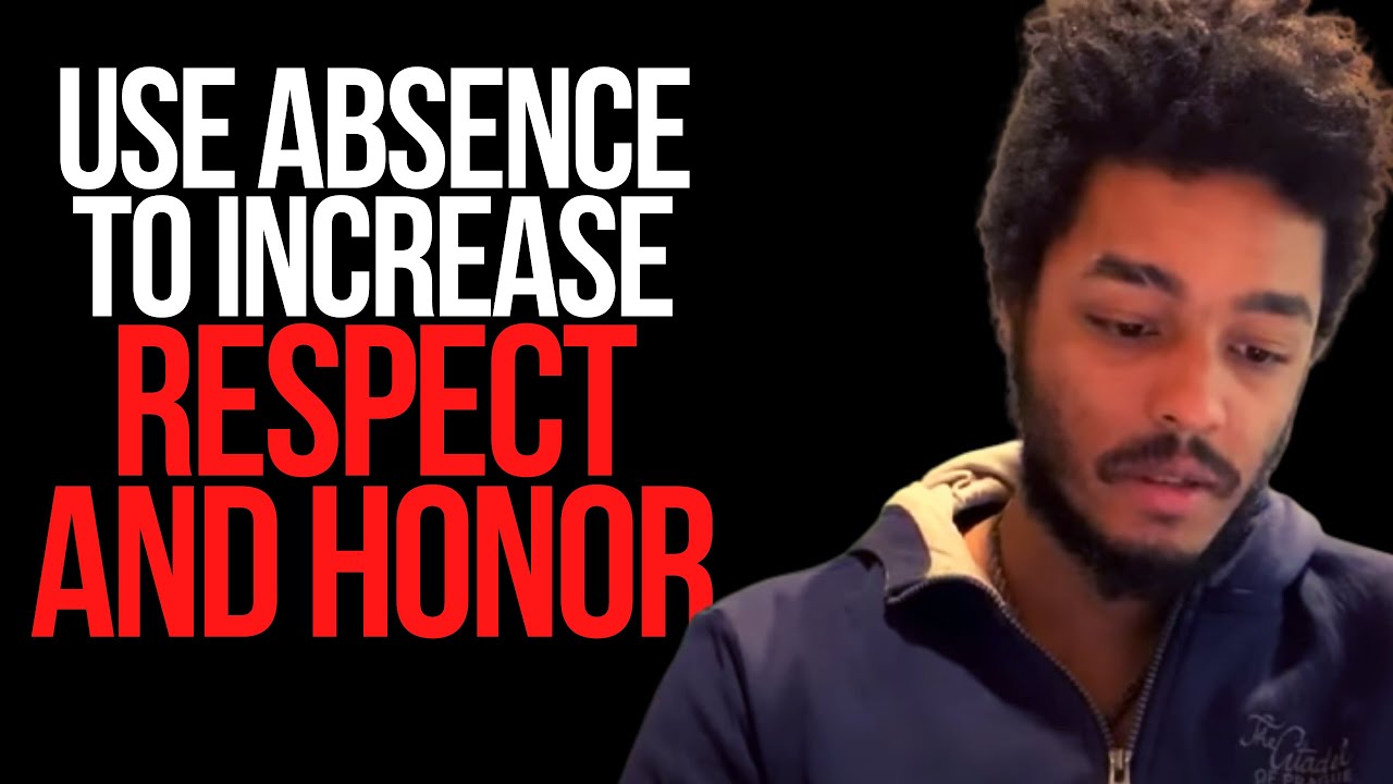 Download Use Absence to increase honor and respect - Robert Greene Bookclub